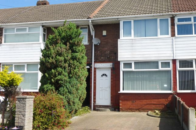 Thumbnail Semi-detached house to rent in Brancker Avenue, Rainhill