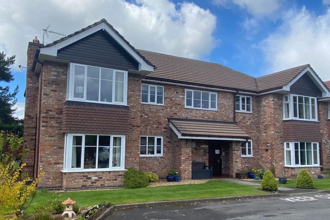 2 bed flat for sale in The Cedars, Woodacres Court, Wilmslow SK9