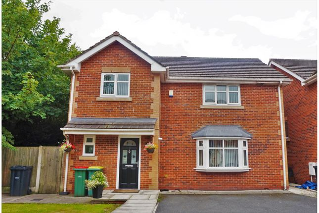 Thumbnail Detached house for sale in Church Walk Gardens, Preston