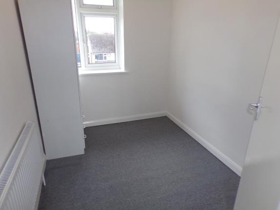 Bedroom Three of Monksway, Silverdale, Nottingham, Nottinghamshire NG11