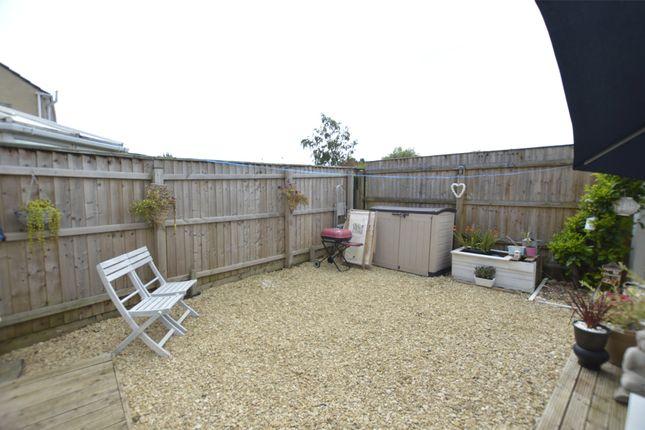Rear Garden of Bradley Avenue, Winterbourne, Bristol, Gloucestershire BS36