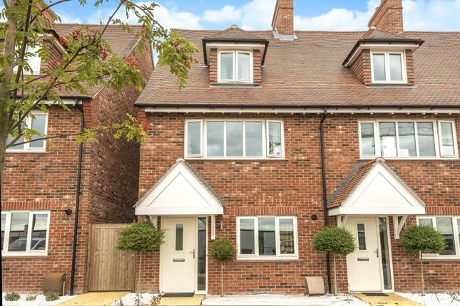 Thumbnail Terraced house to rent in Henry Darlot Drive, London