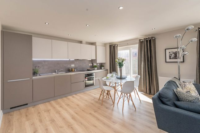 Thumbnail Flat for sale in Green Oak House, Totley