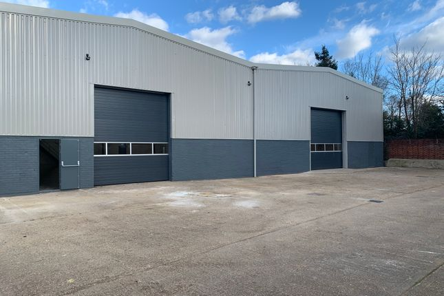 Thumbnail Warehouse to let in Chickenhall Lane, Eastleigh