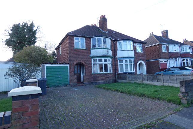 Semi-detached house in  Yateley Avenue  Great Barr  Birmingham  Birmingham