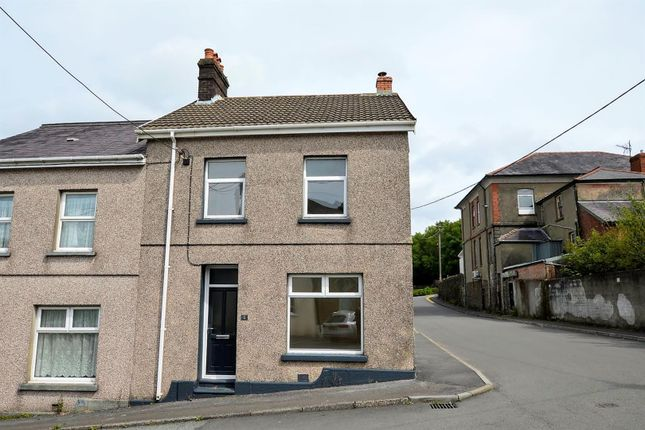 Terraced house for sale in Park Place, Tumble, Llanelli