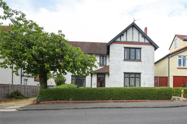 Thumbnail Detached house for sale in Lawrence Grove, Henleaze, Bristol