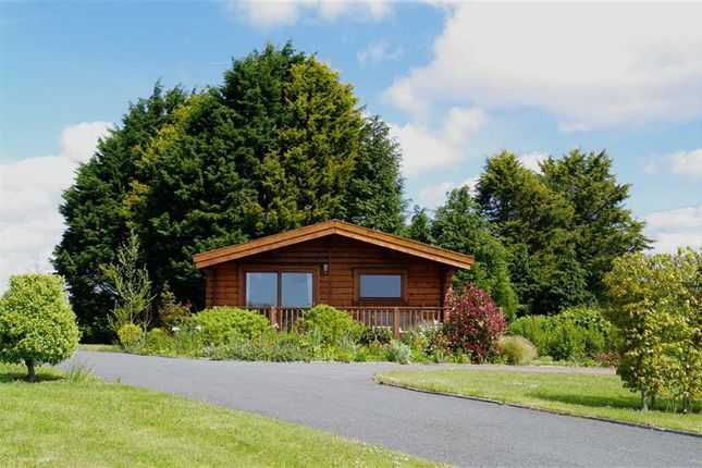 Thumbnail Property for sale in New Park Farm, Norwegian Lodges, Landshipping