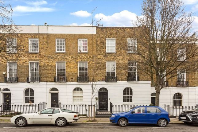 Thumbnail Terraced house for sale in Gerrard Road, Islington, London