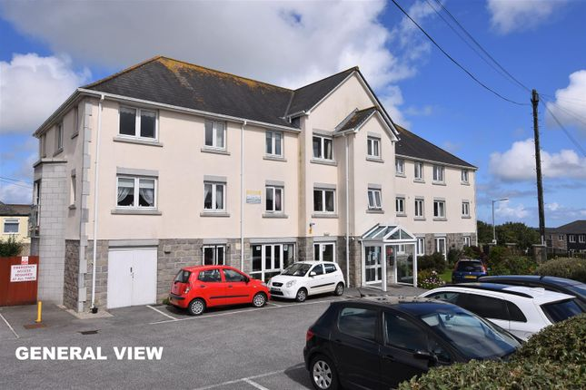 1 bed flat for sale in Trevithick Road, Camborne TR14