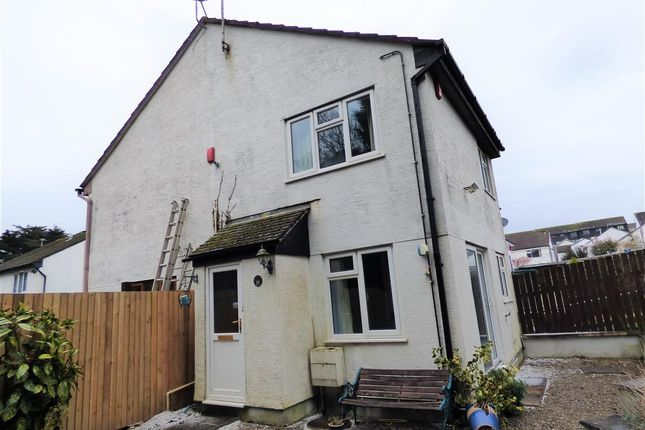 Thumbnail End terrace house to rent in St. Boniface Drive, Plymouth