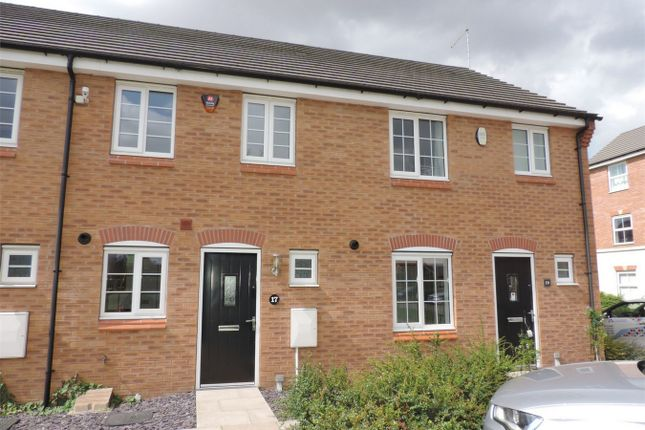 Thumbnail Terraced house to rent in Chepstow Drive, Bourne, Lincolnshire