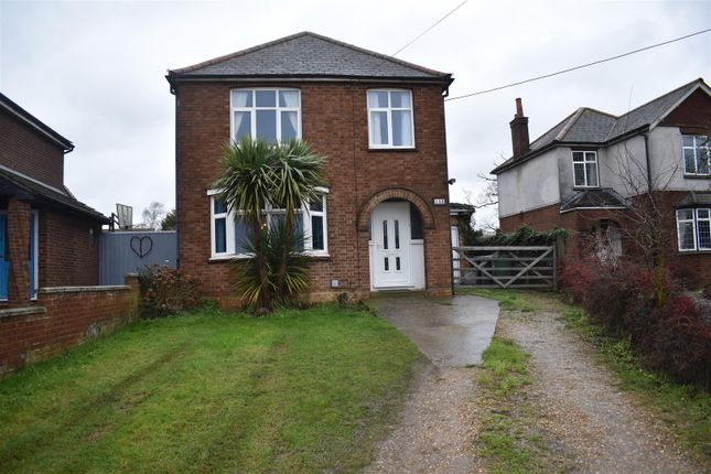 Thumbnail Detached house for sale in Bedford Road, Cranfield, Bedford