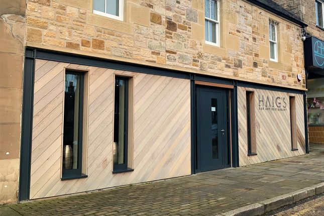 Thumbnail Leisure/hospitality for sale in High Street, Penicuik, Midlothian