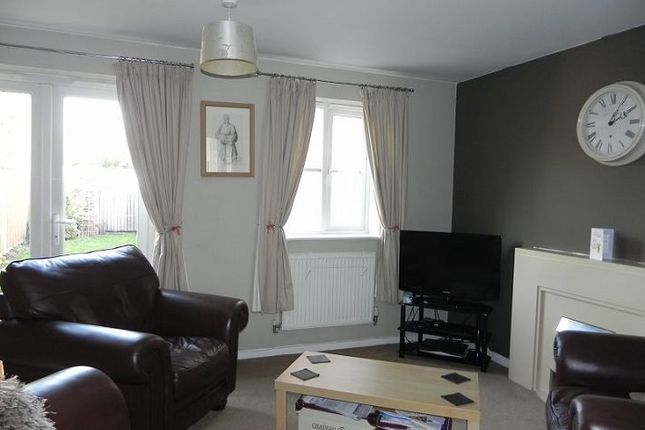Thumbnail End terrace house to rent in Amblerise Manor, Amington, Tamworth, Staffordshire