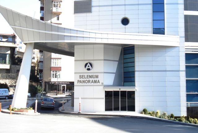 Thumbnail Apartment for sale in Selenium Panorama Gayrettepe, Beşiktaş, Istanbul, Marmara, Turkey