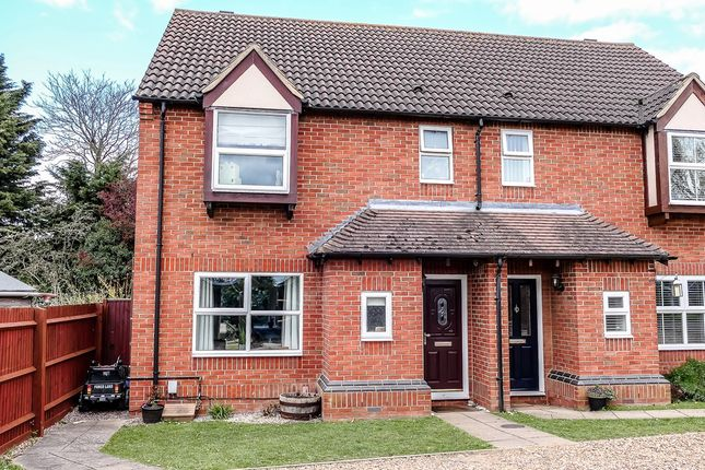 3 bed semi-detached house for sale in White Lodge Close, Kempston, Bedford MK42
