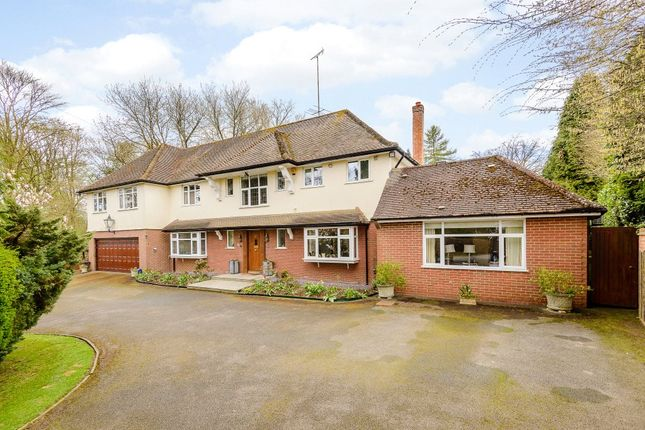 Thumbnail Detached house for sale in Frithsden Copse, Potten End, Berkhamsted, Hertfordshire