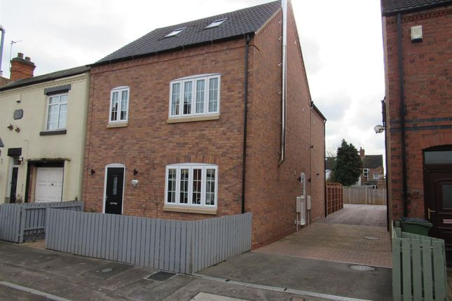 Thumbnail Detached house for sale in Park Road, Blaby, Leicester