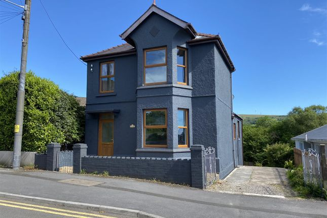 Thumbnail Detached house for sale in Walter Road, Ammanford