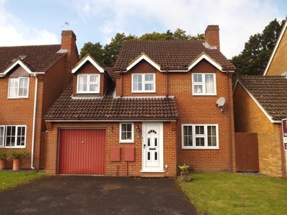 Thumbnail Detached house for sale in Titchfield Common, Fareham, Hampshire