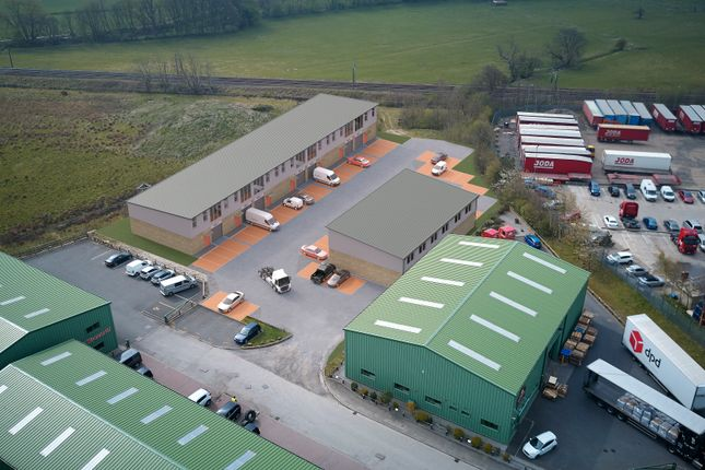 Thumbnail Business park for sale in The Crossings Business Park, Crosshills