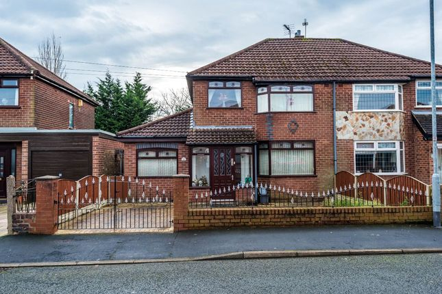 3 bed semi-detached house for sale in Windermere Road, Haydock, St. Helens WA11