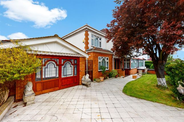 Thumbnail Semi-detached house for sale in Pasture Road, Wembley