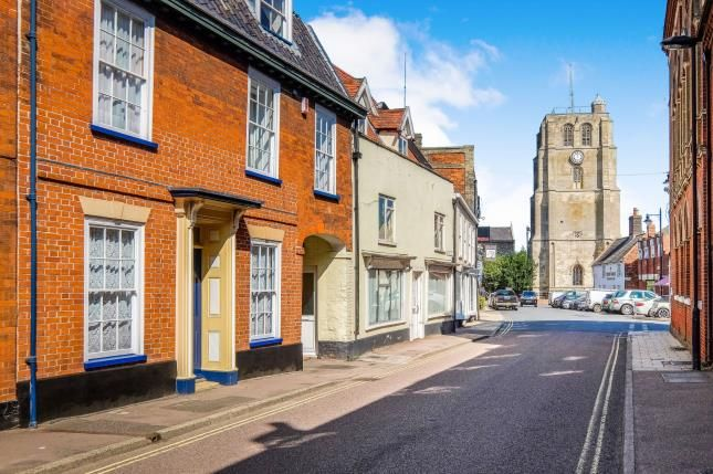 Thumbnail Terraced house for sale in Beccles, Suffolk, .