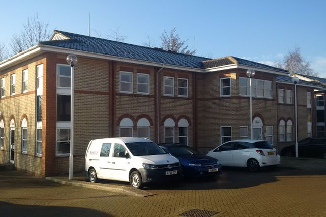 Thumbnail Office for sale in Unit B Sovereign Court, Hunhtingdon, Cambridgeshire