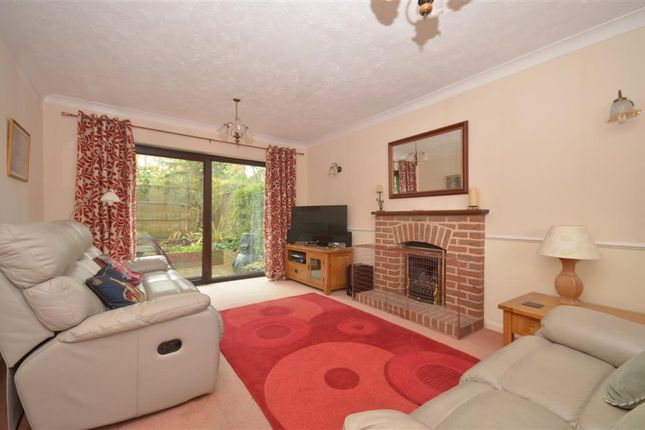 Thumbnail Detached house for sale in Timberlane, Purbrook, Waterlooville, Hampshire