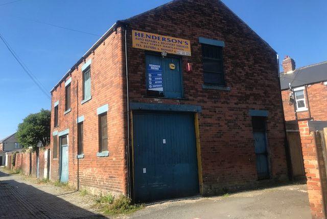 Thumbnail Industrial for sale in Vehicle Repair Workshop, May Street, Hartlepool