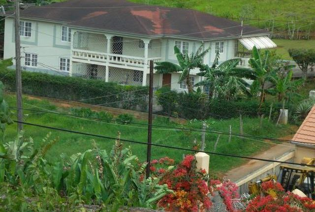 Detached house for sale in Christiana, Manchester, Jamaica