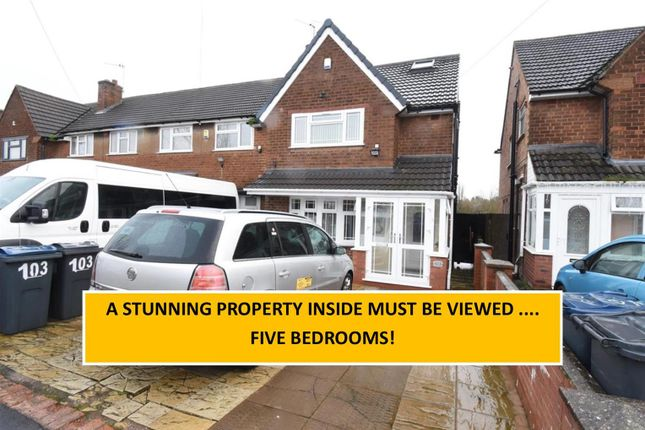 Thumbnail Town house for sale in Maryland Avenue, Hodge Hill, Birmingham