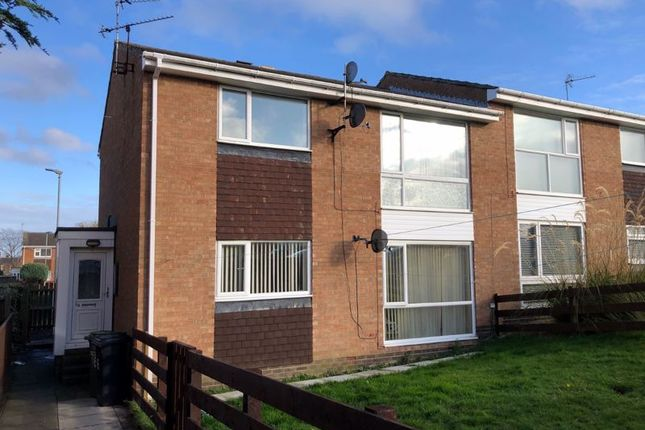 Thumbnail Flat to rent in Delaval Court, Bedlington