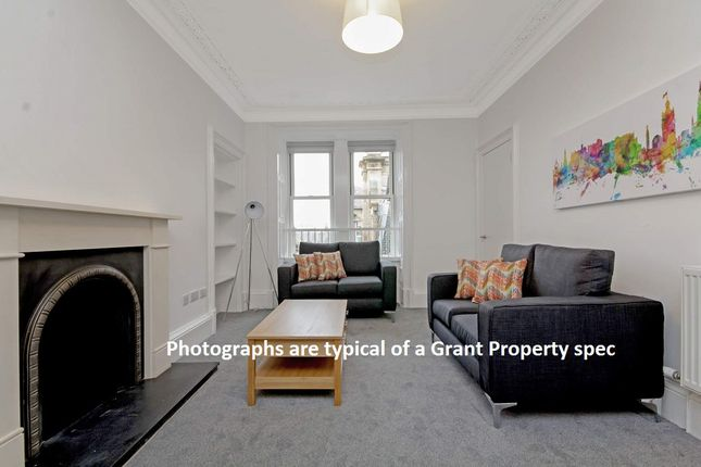 Thumbnail Flat to rent in Roslea Drive, Dennistoun, Glasgow