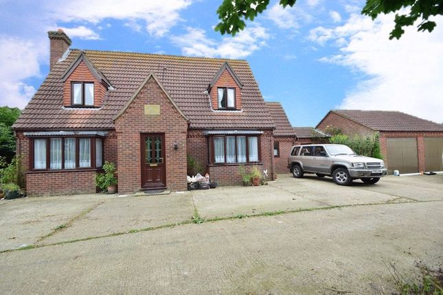 Thumbnail Detached house for sale in Stewton Lane, Louth