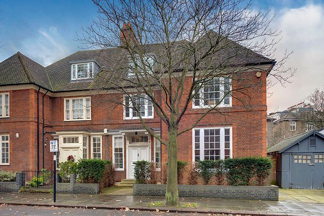Thumbnail Semi-detached house for sale in Glenilla Road, Belsize Park