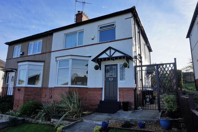 Thumbnail Semi-detached house for sale in Armley Grange View, Leeds