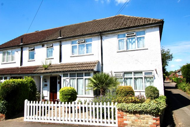 Thumbnail Semi-detached house for sale in Watersplash Road, Shepperton
