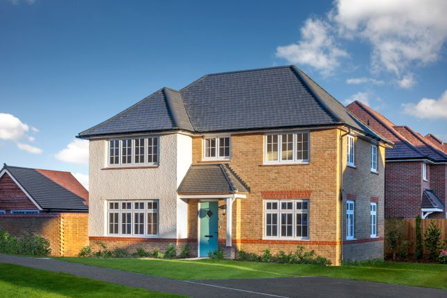 Thumbnail Detached house for sale in Weaver Park, Access Via School Lane, Hartford, Cheshire