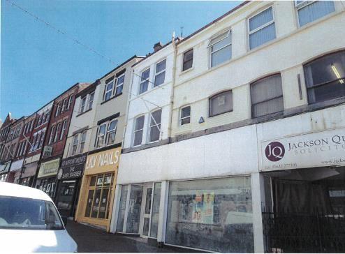 Thumbnail Retail premises for sale in 4-6 Leeming Street, Mansfield, Notts