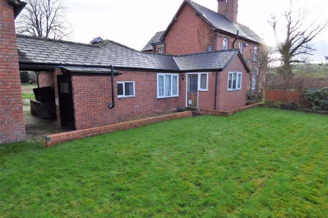 Thumbnail Semi-detached house to rent in Llanfechain