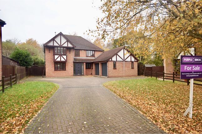 Thumbnail Detached house for sale in Farrington Close, Lincoln