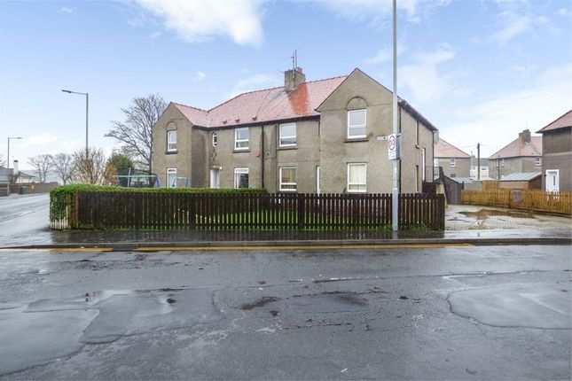 Thumbnail Flat for sale in Park Road, Girvan, South Ayrshire