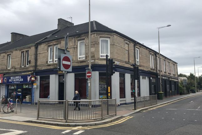 Thumbnail Flat to rent in Motherwell Road, Bellshill