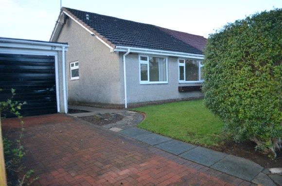 Thumbnail Detached bungalow to rent in Tiree Crescent, Polmont, Falkirk
