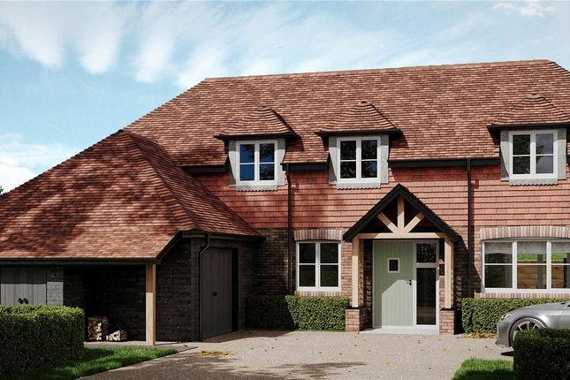 Thumbnail Detached house for sale in Terrys Lodge Farm, Terrys Lodge Road, Sevenoaks, Kent
