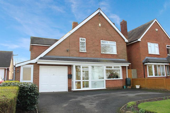 Thumbnail Detached house for sale in Witherley, Warwickshire