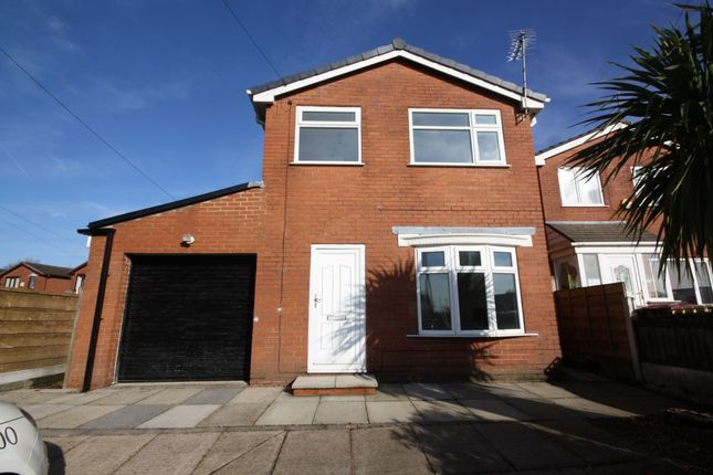3 bed detached house to rent in Pewfist Green, Westhoughton BL5